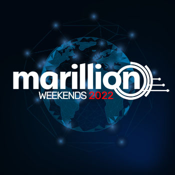 Marillion Update - 2021 Weekends and more