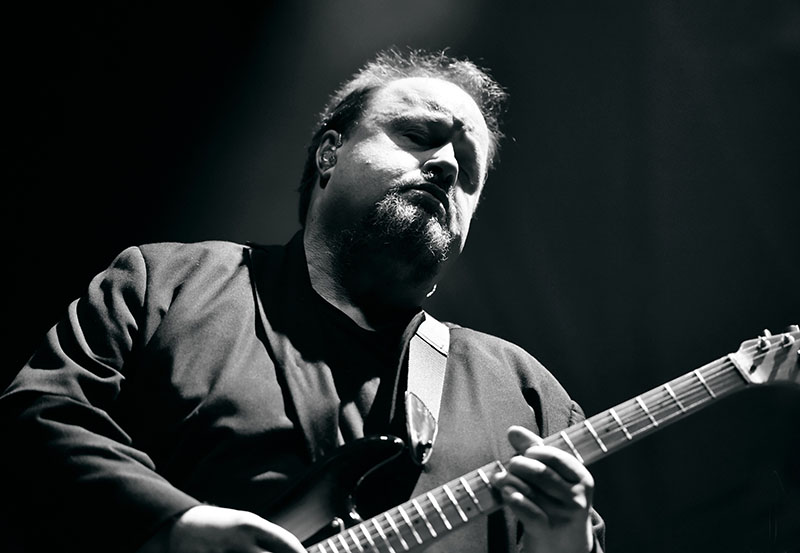 Steve Rothery Band South American tour for 2017